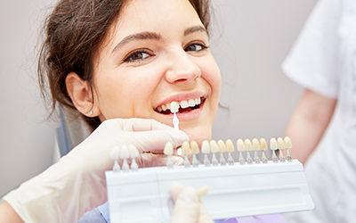 Persoonlijk advies voor tanden bleken
